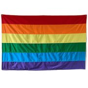 Rainbow Pride Flag – Ethical Handmade