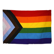 QPOC Progress Pride Flag – Ethical Handmade